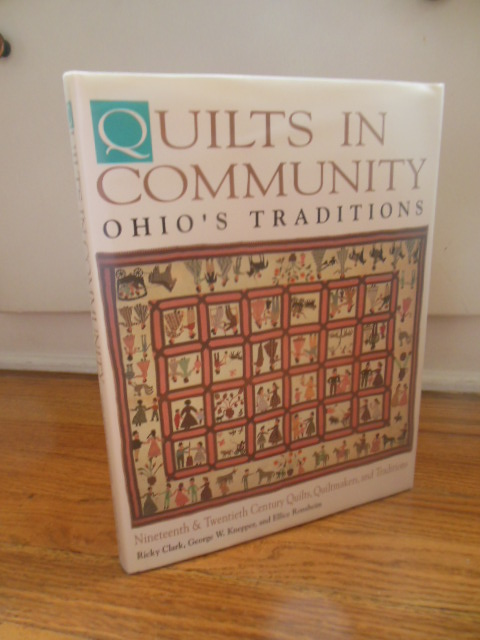 Image for Quilts in Community: Ohio's Traditions