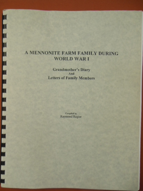 Image for A Mennonite Farm Family During World War I