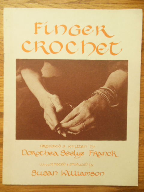 Image for Finger Crochet