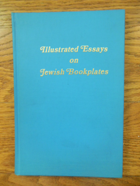 Image for Illustrated Essays in Jewish Bookplates