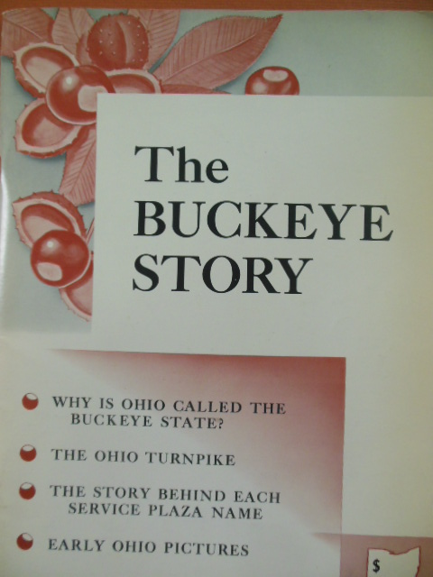 Image for The Buckeye Story (Ohio History)