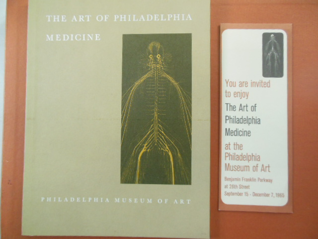 Image for The Art of Philadelphia Medicine (Museum Brochure Laid-in)