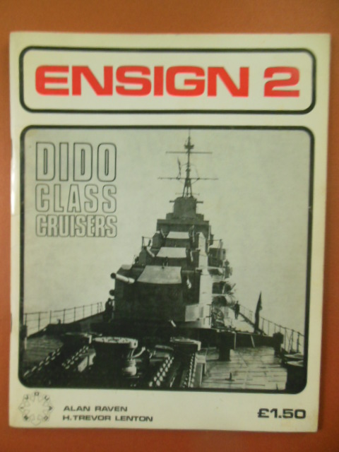 Image for Ensign 2 Dido Glass Cruisers