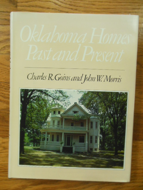 Image for Oklahoma Homes: Past and Present