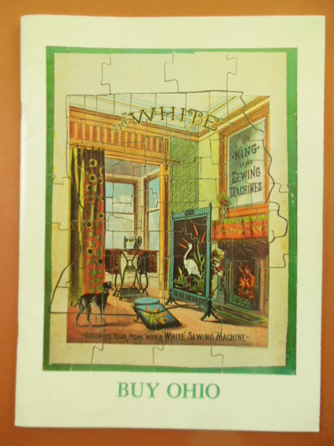 Image for Buy Ohio; Advertising the Products of Cleveland and Ohio 1840-1940