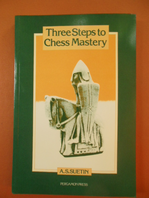 Image for Three Steps to Chess Mastery