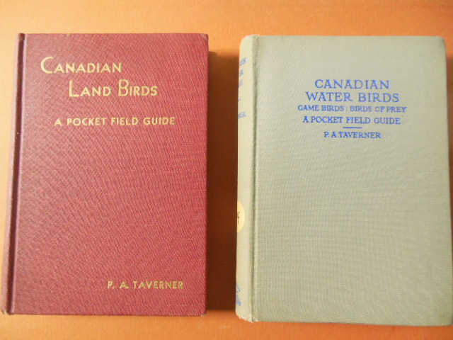 Image for Canadian Water Birds A Pocket Field Guide; Canadian Land Birds, A  Pocket Field Guide (Two Volume Set  Association Copies)