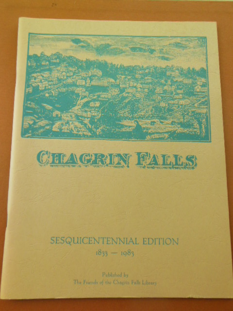 Image for Chagrin Falls Sesquicentennial Edition 1833 -1983
