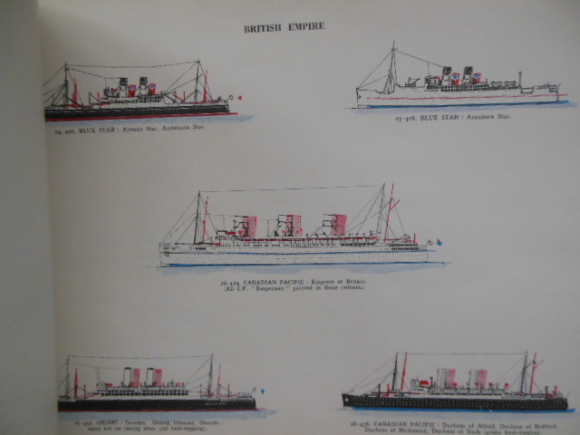 Image for House-Flags and Funnels for British and Foreign  Shipping Companies