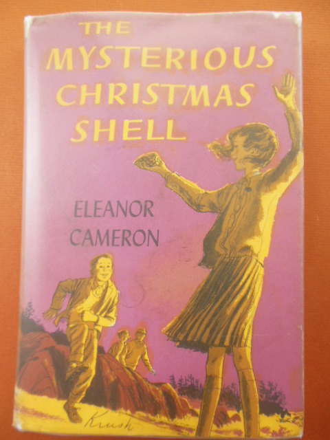Image for The Mysterious Christmas Shell