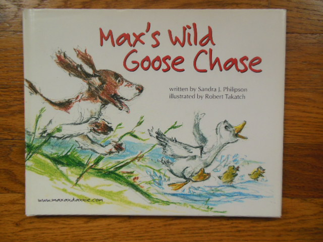 Image for Max's Wild Goose Chase