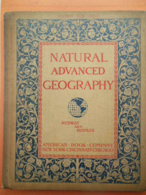 Image for Natural Advanced Geography