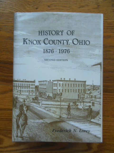 Image for History of Knox County, Ohio 1876-1976