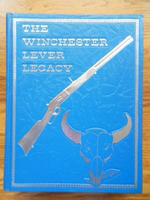 Image for The Winchester Lever Legacy