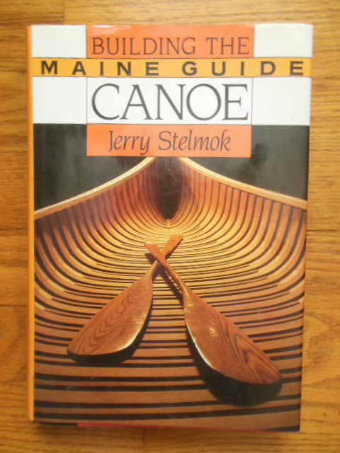 Image for Building the Maine Guide Canoe