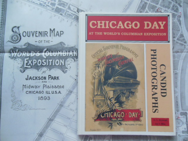 Image for Chicago Day at the World's Columbian Exposition: Illustrated With Candid Photographs