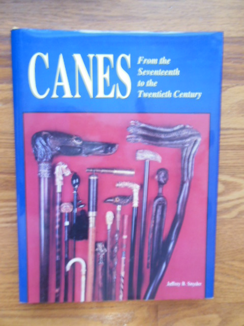 Image for Canes: From the Seventeenth to the Twentieth Century