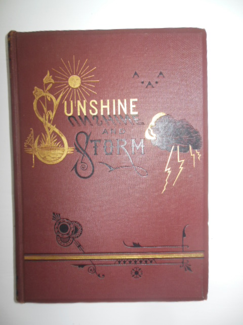 Image for Sunshine and Storm; Rendered In Rhyme