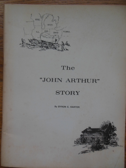 Image for The John Arthur Story