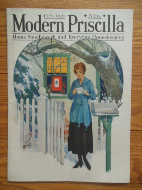 Image for The Modern Priscilla Magazine February 1919