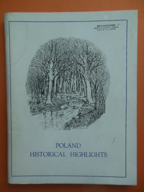 Image for Poland Historical Highlights (Poland, Ohio Centennial 1966) -