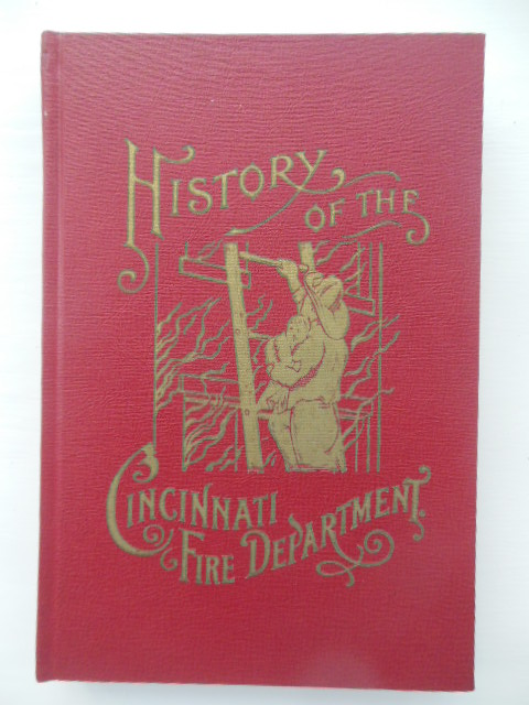 Image for History of the Cincinnati Fire Department
