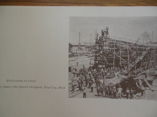 Image for The Great Lakes Wooden Shipbuilding Era