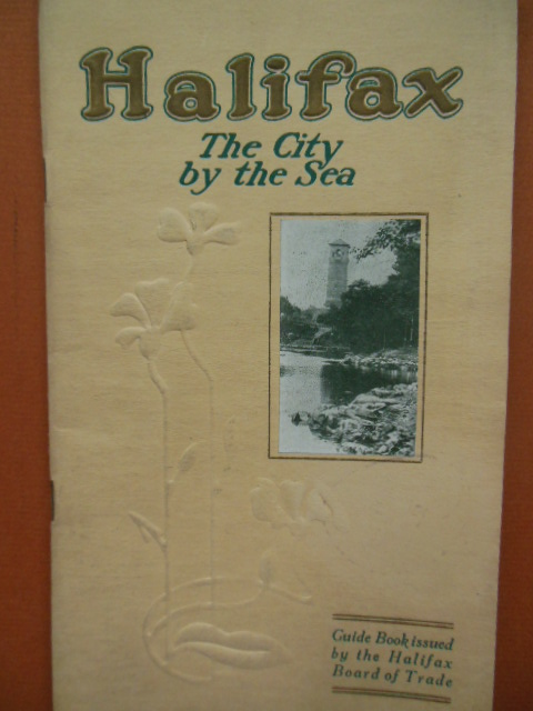Image for Halifax The City By the Sea