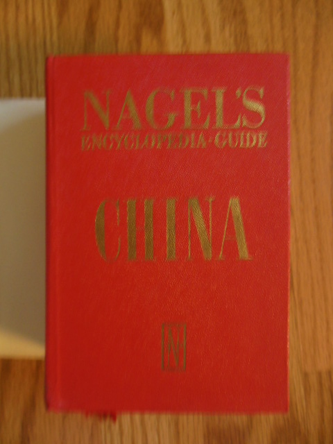 Image for Nagel's Encyclopedia -- Guide China