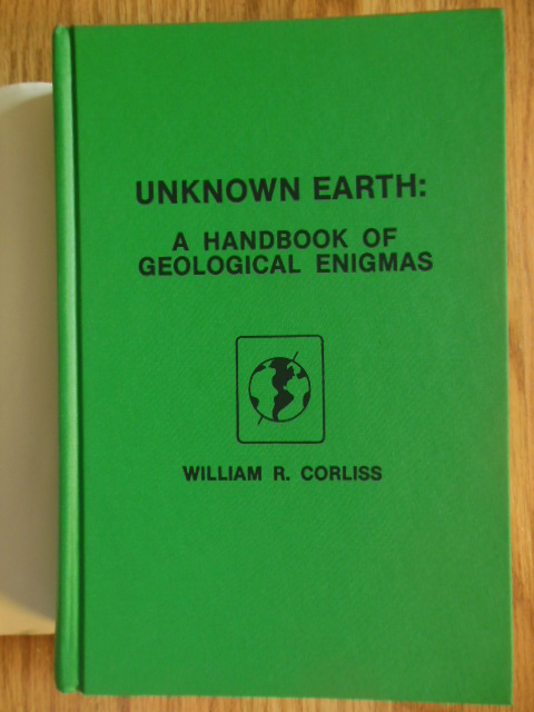 Image for Unknown Earth: A Handbook of Geological Enigmas