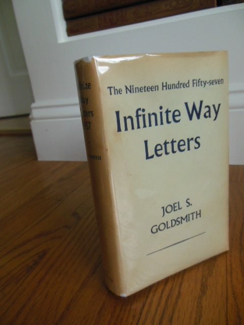 Image for The Nineteen Hundred Fifty-Five Infinite Way Letters