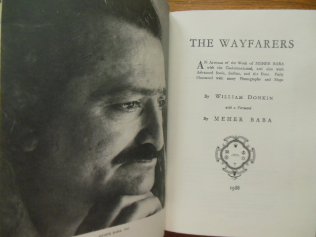 Image for The Wayfarers: Meher Baba With the God-Intoxicated