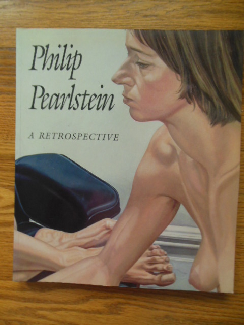 Image for Philip Pearlstein A Retrospective