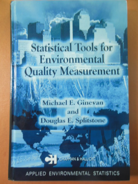 Image for Statistical Tools for Environmental Quality Measurement