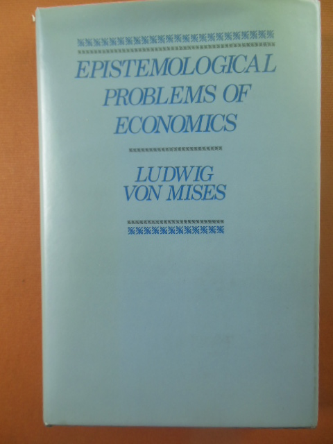 Image for Epistemological Problems of Economics