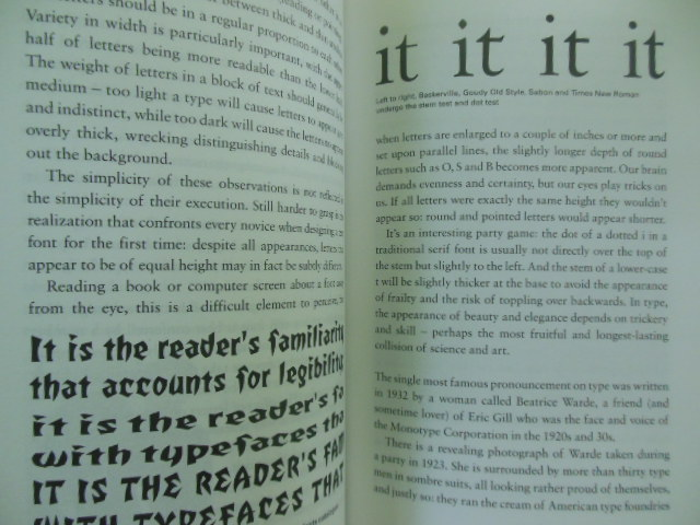 Image for Just My Type; A Book About Fonts