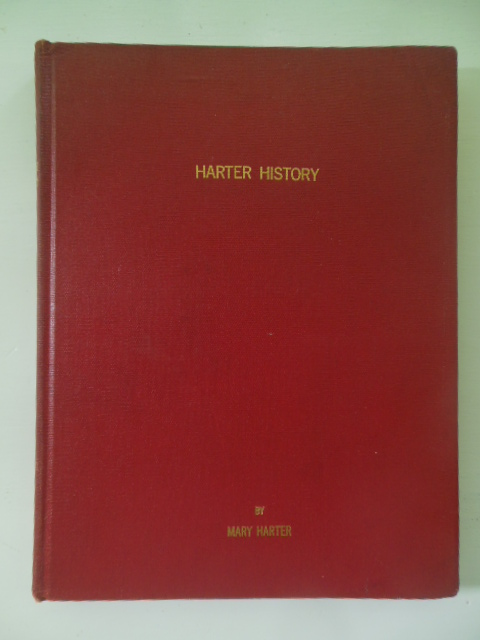Image for Harter History