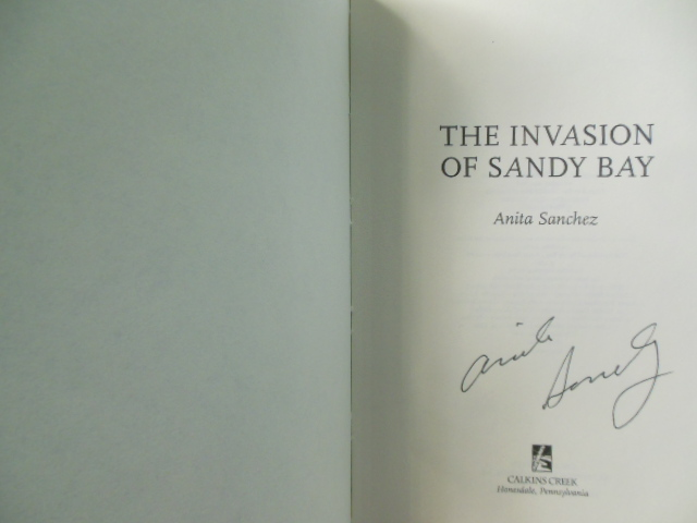 Image for The Invasion of Sandy Bay