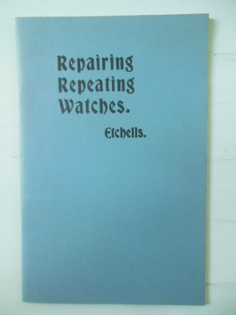 Image for Repairing Repeating Watches