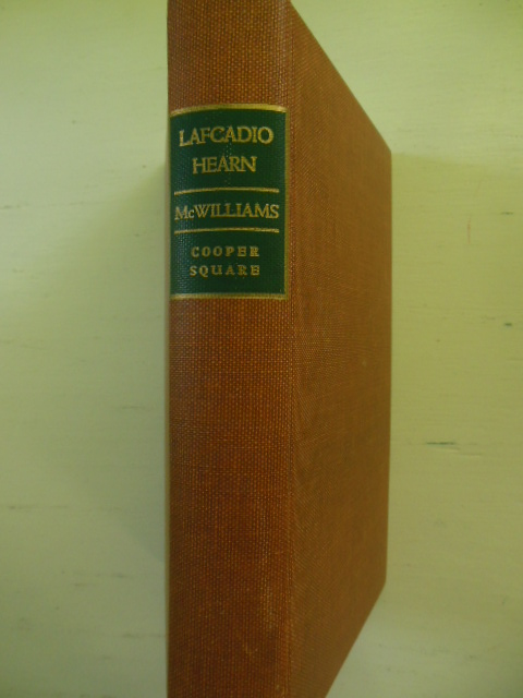 Image for Lafcadio Hearn