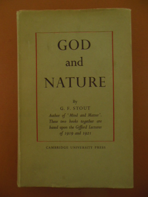 Image for God and Nature