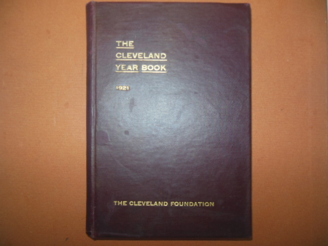 Image for The Cleveland Year Book 1921