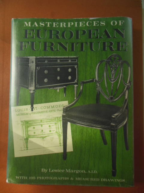 Image for Masterpieces of European Furniture