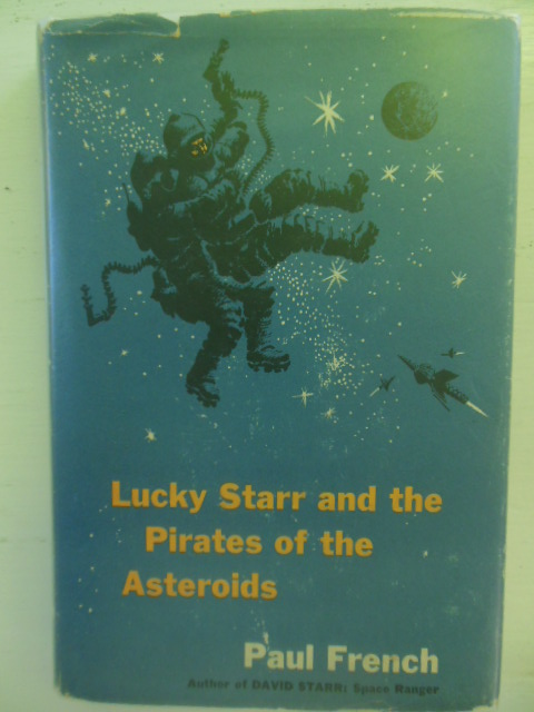 Image for Lucky Starr and the Pirates of the Asteroids