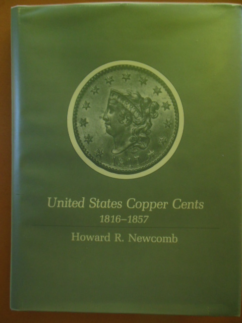 Image for United States Copper Cents, 1816-1857