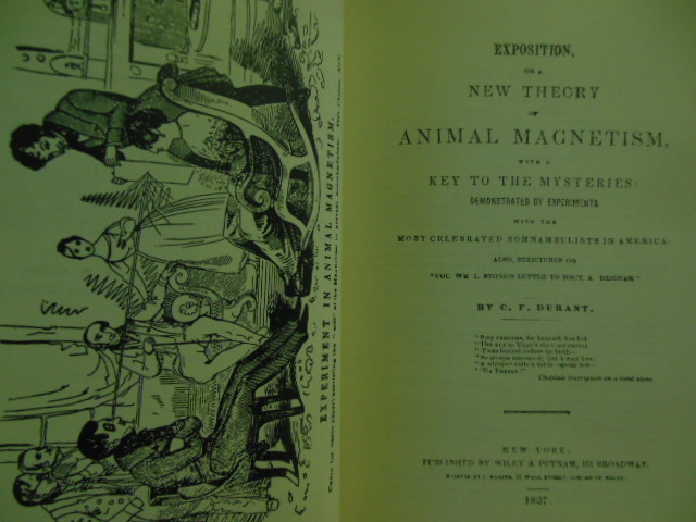 Image for Exposition, Or A New Theory of Animal Magnetism