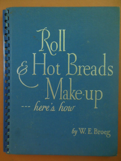 Image for Roll & Hot Breads Make-up ... Here's How