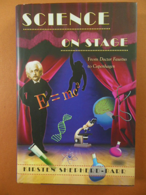 "Image for Science on Stage: From ""Doctor Faustus"" to ""Copenhagen"""