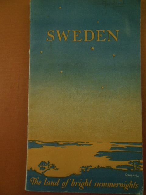 Image for Sweden the Land of Bright Summernights