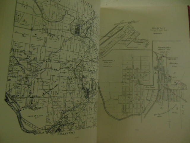 Image for Combination Atlas Map of Tuscarawas County, Ohio
